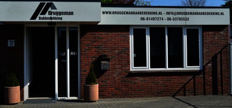 Bruggeman dakbedekking